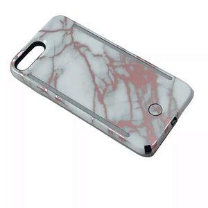 LuMee Duo iPhone Case LED Lighting 6, 7, 8 Plus